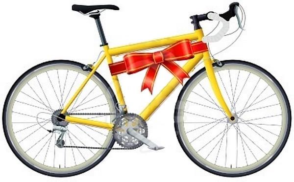 Le vélo, un des cadeaux en TOP 5 pour Noël
