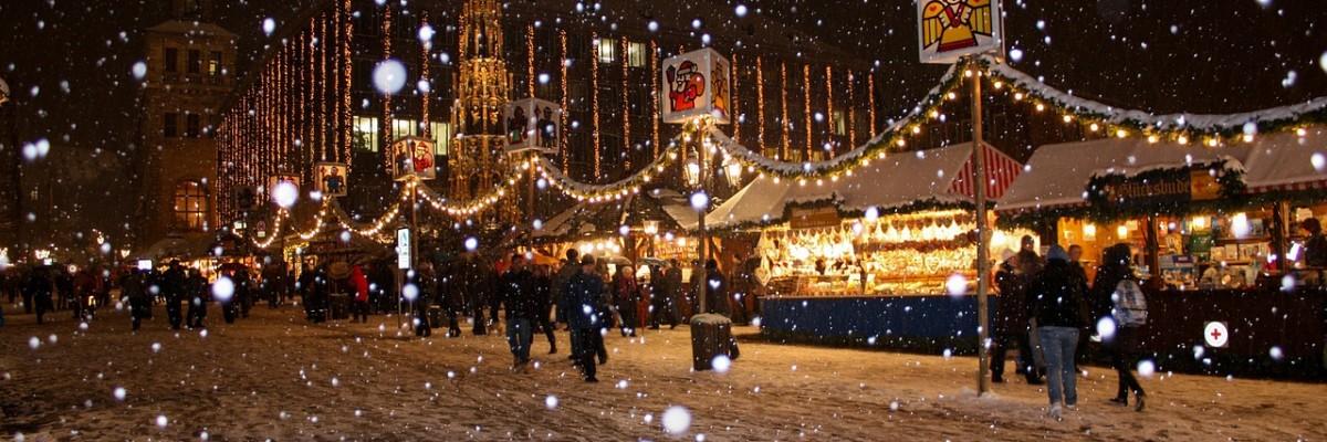 Autour des marchés de Noël
