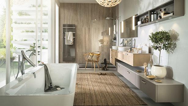 Relooker votre salle de bain à l\'aide du carrelage - FairWeb