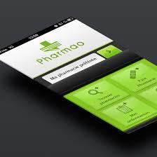application pharmacie drive Pharmao